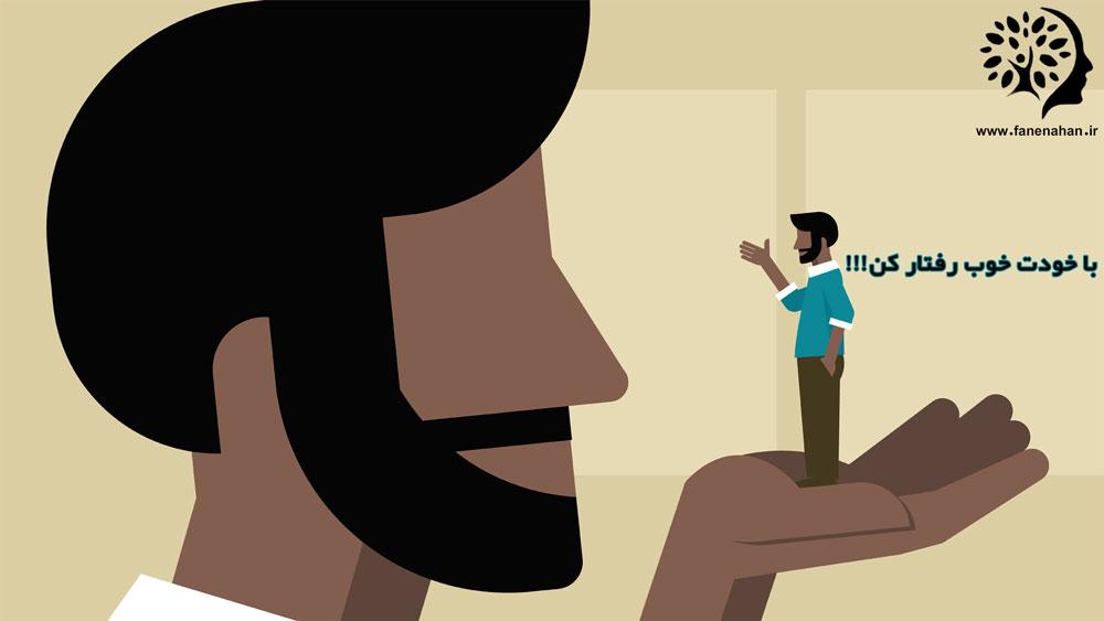 ارتباط انسان با خویشتن فن نهان