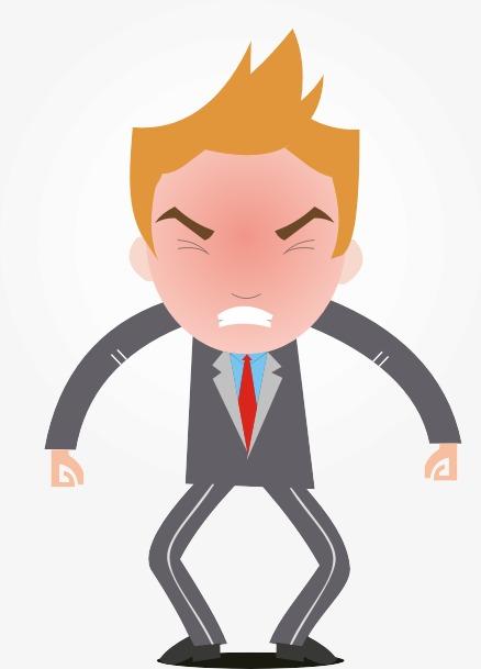 فن بیان- کنترل خشم