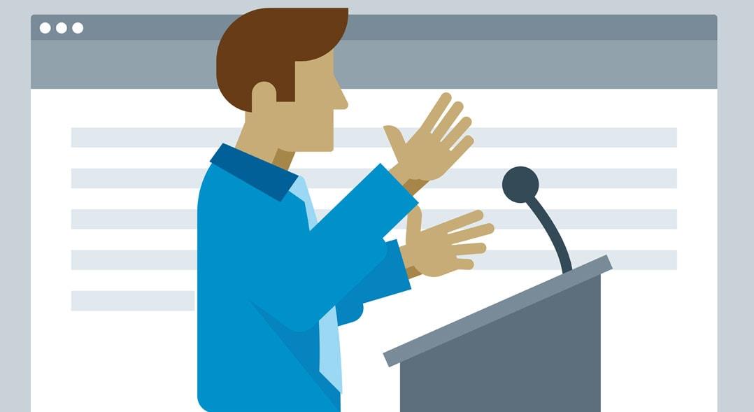 چگونه خوب سخنرانی کنم